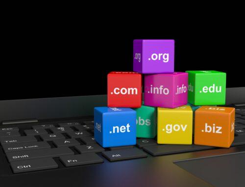 Domain und Hosting – Der Weg der Website ins Netz