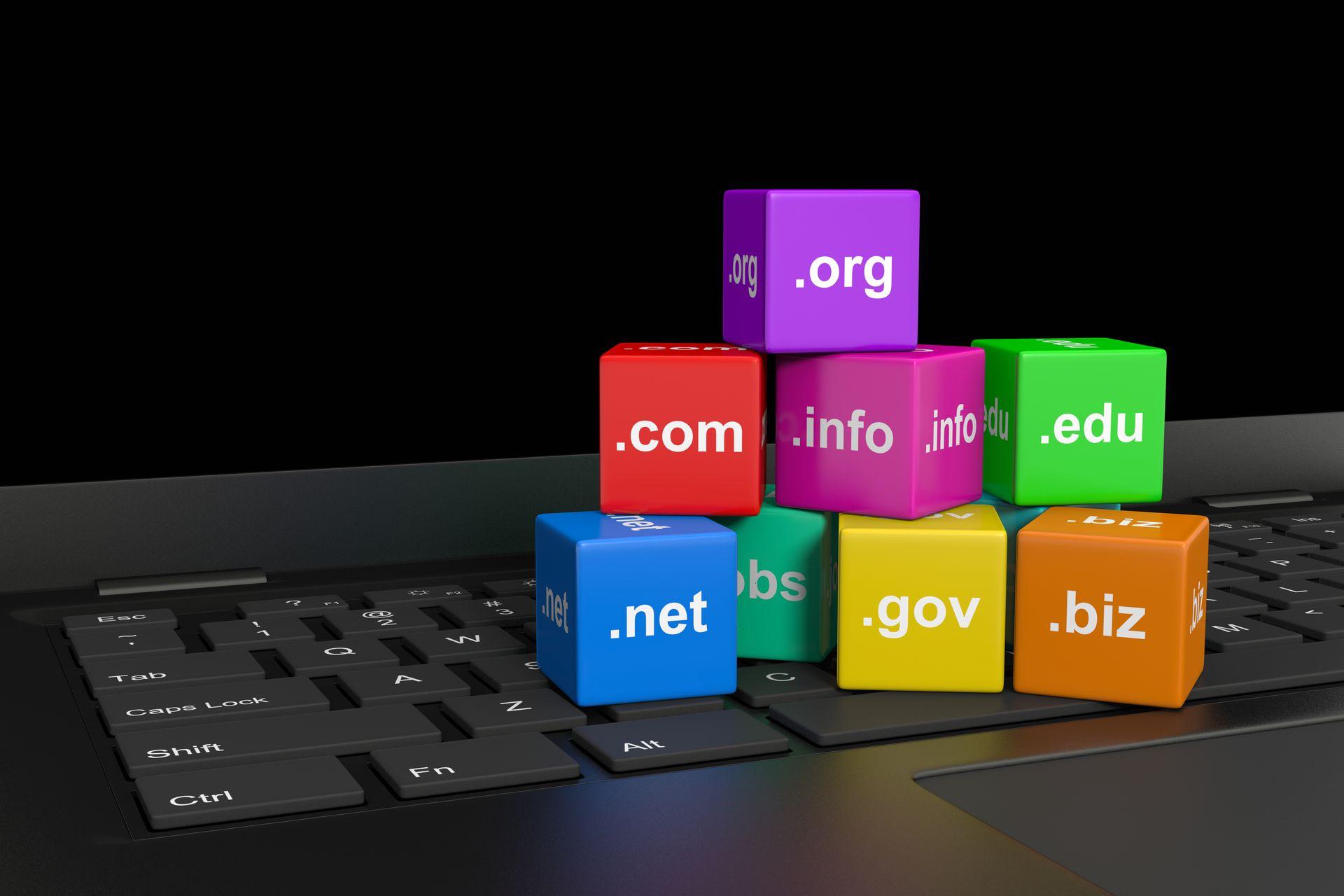 Domain Hosting Melani Okon Online Marketing Agentur