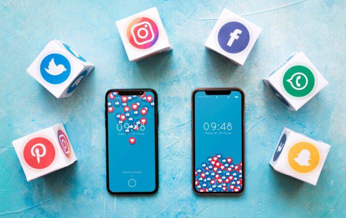 Melani Okon Sozialen Netzwerke im Überblick